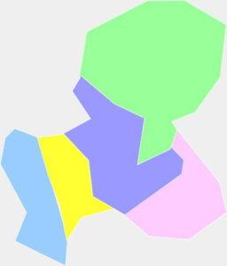 岐阜県イメージマップ